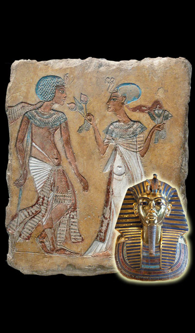 Tutankhamen, The Boy King and his treasures - a Zoom online lecture